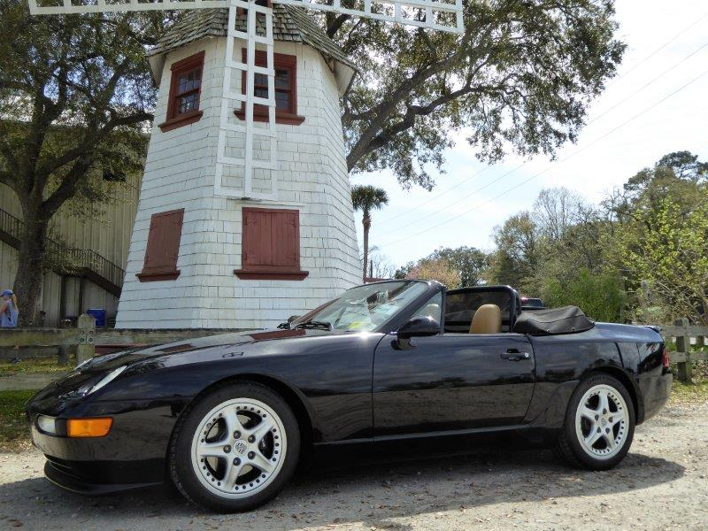 1994 D1R Supercharged 968 Cabriolet - 968 Cars For Sale by Member ...